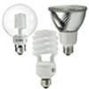 Compact fluorescent ligh bulb photo