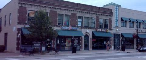 Downtown northbrook illinois