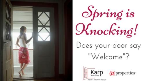 NANCY Spring is Knocking!