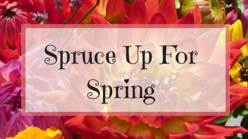 NANCY Spruce Up For Spring