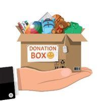 Donations Clip Art 200w